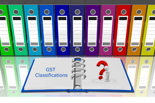 GST Classifications